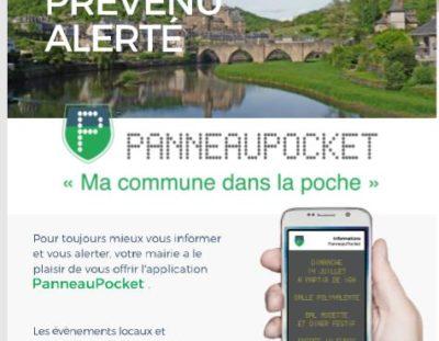 Panneau Pocket