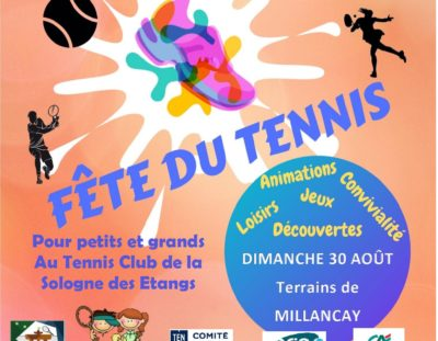 Tennis Sologne des Etangs