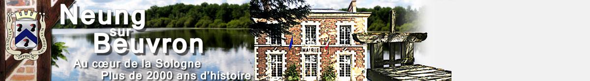 Neung-sur-Beuvron - Site Officiel